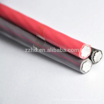 Х00/0-А / Х00-самонесущей Пучков кабелей кабель NFA2X N1XD4-АР