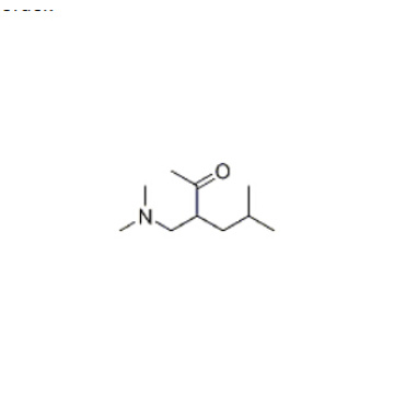 3-(N,N-Dimethylaminomethyl)-5-methyl-2-hexanone CAS 91342-74-4