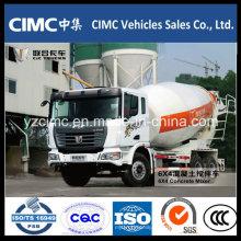 China Hersteller C & C 6X4 Betonmischer LKW