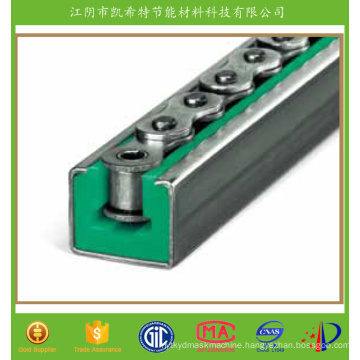 Extruded Nylon Linear Guide Rail Better Than UHMWPE