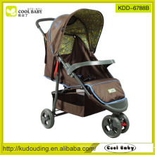 Anhui cool baby children products manufacturer NEW adult baby stroller for baby front wheels with suspension