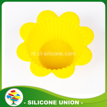 Promotie Mini Flower Shape Silicone Cake Mold
