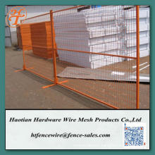 Canada decorative temporary fence panel