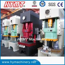 JH21-250T máquina de perforación de la prensa de la energía de la parte posterior abierta