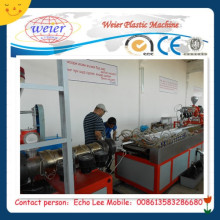 Оборудование для производства вспененных плит из ПВХ WPC