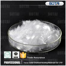 pp fibra para fibra de polipropileno de concreto para reforçar