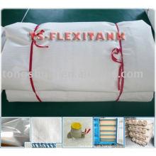 Flexitank para armazenamento ou recipiente de transporte de óleo vegetal
