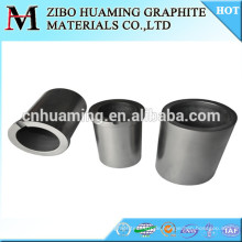 China graphite crucible carbon crucible for melting aluminum