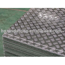 Embossed Aluminum Sheets