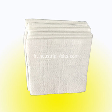 Aerogels Thermal Performance Blanket Pour les raffineries