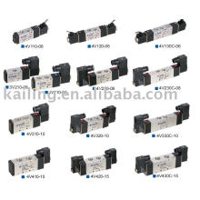 3V series of pneumatic valve to control the air