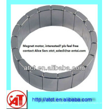 Motor Magnete