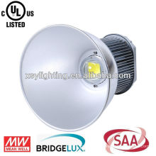 high brightness led highbay light CE/ROHS/SAA listed high bay light 3-5 years warranty 100w led high bay warehouse lights