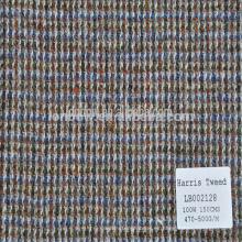 LB002130 Harris tweed textiles ecológicos verdaderos sin contaminación