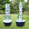 Complete Hydroponics Growing System pvc pipe hydroponic system for Vegetables Indoor Plant NFT DIY Hydroponic Growing System