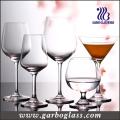 Lead Free Wine Crystal Stemware (GB083111)