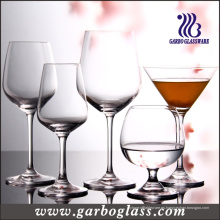 Stemware Cristal vino libre de plomo (GB083111)