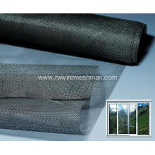Invisible fiberglass insect net