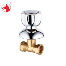 Válvula de latón de calidad garantizada de venta superior ZS1518B