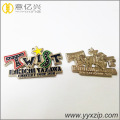 custom metal black nickel hard enamel lapel pin