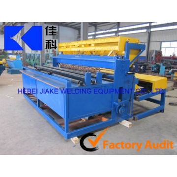 3-6mm Wire coil welded mesh panel machine