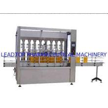 Máquina automática de llenado y taponamiento de botellas con capacidad de 50-1000ml