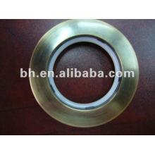 Металлические кольца для штор, латунный стержень, проушина для штор, аксессуар для штор, аппаратная драпировка