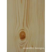knotty pine wood veneer