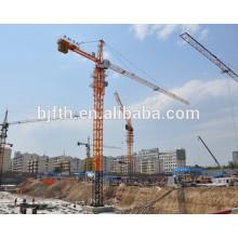Supplier of CE,ISO certificated Beijing Jiuhong Brand TOPKIT/Topless/flat top QTZ tower crane