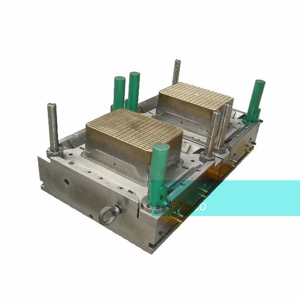 Plastic injection prototype mold