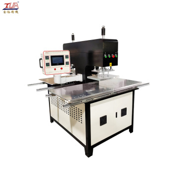 Silicone garment label printing pressing machine for fabric