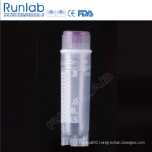 2ml Internal Thread Cryo Vials with Silicone Washer Seal