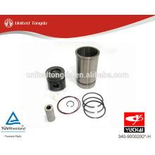 YuChai engine YC6108 Piston, piston ring, piston pin, cylinder liner 340-9000200*-H