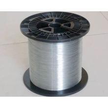 Fio galvanizado do carretel de ferro / fio do laço / fio obrigatório / fio cortado