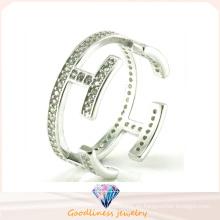 2016 anillo más nuevo de la plata esterlina de la joyería 925 de la manera (R10442)