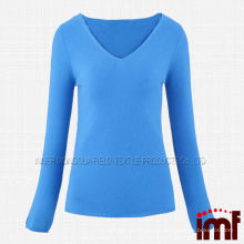 Мода Ladys итальянский кашемировые свитера