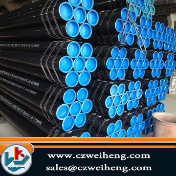DIN2448 ST45 8INCH Seamless Steel Pipe