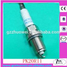 Velas de ignição dupla Platinum para Mercede (s) -ben (z) / SUZUK-I / TOYOTA / L-EXUS / ACUR-A 90919-01178 / PK20R11