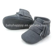 Baby Kleinkind Schuhe Kinder Leder Winter Stiefel oder Mode Stiefel für Kinder