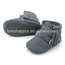 Детская обувь для малышей детская кожаные зимние сапоги или модные сапоги для детей