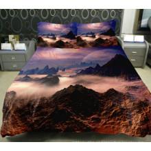 Juego de cama digital de alta calidad / sábana