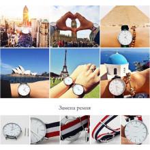 Yxl-606 Bracelet de montre en nylon de gros, Bracelet de montre Nato, Bracelet de montre en nylon