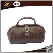 Heiße Verkaufs-Frauen-Handtasche 100% echtes Leder-Handtaschen (HJ5167)