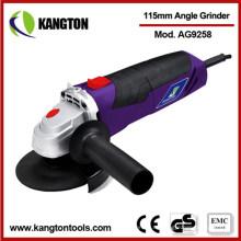 Amoladora de ángulo de 650W Power Tools (KTP-AG9258)