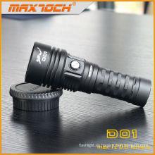 Equipo de buceo Maxtoch D01 1200 Lumen 100m Impermeable LED antorcha de buceo
