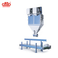 Animal feed DCS Belt Double Bucket Packing Scale