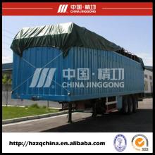 Transporte de contêiner reboque com Chassis de reboque bom