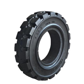 Neumático de caucho macizo para barredora de alta calidad 400x8