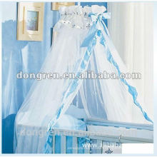 baby mosquito net tent with romantic lace