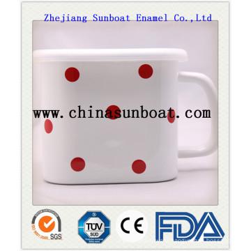 Enamel Drinkware Travel Cup